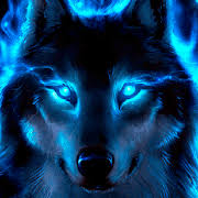 ice wolf wallpaper 180x180 g431q7l