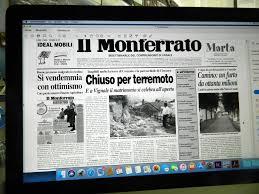 Il Monferrato > Le grandi disgrazie (4): terremoti dal 217 aC fino ...