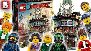 Biggest LEGO Ninjago Set EVER!!! NINJAGO City 70620!