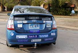 A Political Bumper Sticker Causes An Arizona School Teacher To Be Fired Sticker Robot Custom Stickers