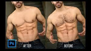 photo tutorial remove body hair