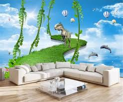 Custom Any Size 3d Wallpaper Childrens Room 3d Happy Paradise Living Room Tv Background Bound Wall Painting Wallpaper I Wallpapers Hd Image Wallpaper Photo From Yunlin189 10 46 Dhgate Com