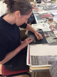 Fun, Informative & Creative! A printmaking workshop with Polly Dixon —  ORIEL Q GALLERY