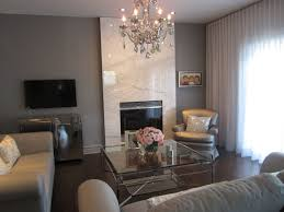 tv room with marble fireplace