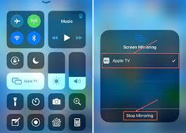 mirror iphone ipad and mac to apple tv