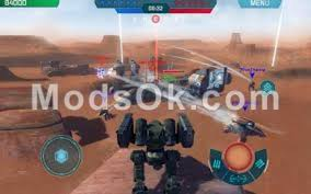 War Robots hack for cartridges and rockets for Android