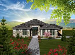 house plan 97362 prairie style with