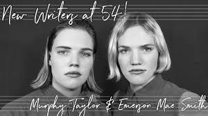 New Writers at 54! Murphy Taylor and Emerson Mae Smith | Feinstein's/54  Below