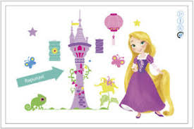 Disney Princess Rapunzel Laptop Sticker Set Mac Wall Sticker Decal Skin Ebay