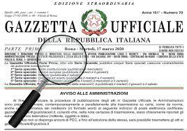 Il testo del Decreto Rilancio in Gazzetta Ufficiale - FISCOeTASSE.com