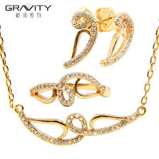 artificial 22k gold plated jewellery