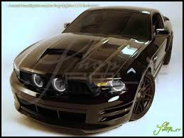 oracle 10 12 ford mustang gt ccfl halo