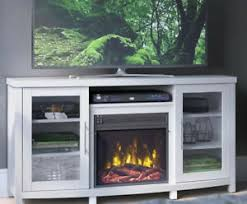 white fireplace tv stand 65 inch wood 2