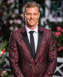 Glenn Smith - Metallic Jacket - Bachelorette Australia - Angie Kent -  Season 5 - *Sleuthing Spoilers*