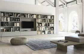 living room wall unit side panels