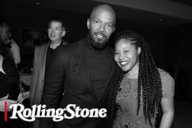 The First Time': Jamie Foxx and Dominique Fishback - Rolling Stone