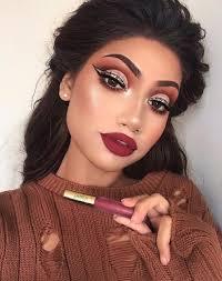makeup by alinna on we heart it