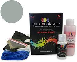 Amazon.com: Dr. ColorChip Jaguar All Models Automobile Paint - Fern Gray  BLVC253 - Squirt-n-Squeegee Kit: Automotive
