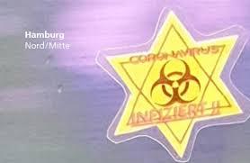 Sticker Blaming Jews For Coronavirus Found On Window Of German Subway Car The Jerusalem Post