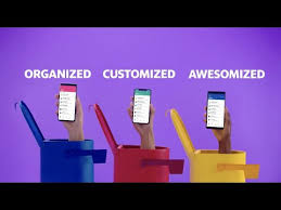 yahoo mail organized email apps on
