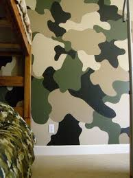 Camouflage Paint Ideas For Bedroom The Expert