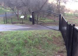 Entrance Gates And Operators Cal Sierra Fence