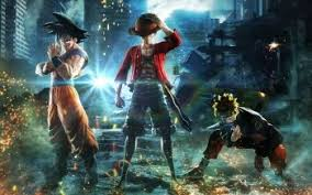 36 jump force hd wallpapers