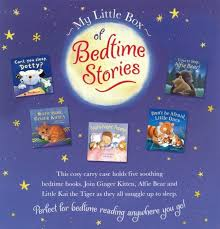 "Butler Christina M., Freedman Claire, Geras Adele, Walters Catherine,  Warnes Tim ""My Little Box of Bedtime Stories"" 