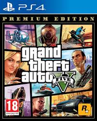 Amazon.com: Grand Theft Auto V - Premium Online Edition (PS4): Video Games