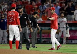 Angels' Noe Ramirez and Brad Ausmus suspended after Astros' Jake ...