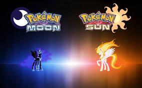 pokémon sun and moon wallpapers