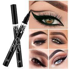 black waterproof eyeliner pen big eye