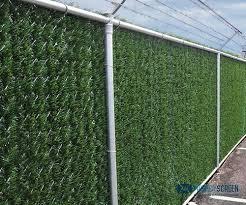 Fenpro Natural Hedge Slat Hedgelink Forevergreen 6000 Series