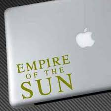 Empire Of The Sun Vinyl Sticker Car Decal Alive Cd Walking On A Dream Australia Ebay