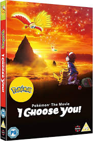 Pokemon The Movie: I Choose You! DVD: Amazon.co.uk: Sarah ...