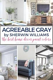paint colors agreeable gray