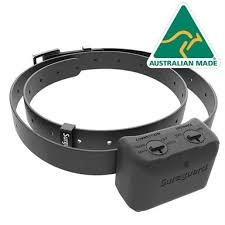 Sureguard Additional Radio Collar For Wireless Electric Dog Fence
