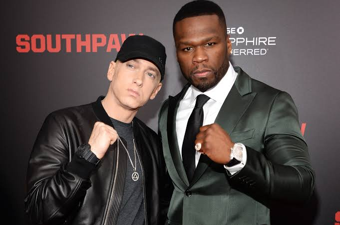 Eminem 50 Cent song