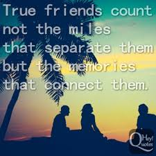 quotes about friendship and memories quotesgram