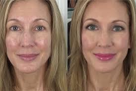 anti aging natural glam makeup tutorial