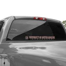 South Carolina Gamecocks Wincraft 4 X 17 Colored Perfect Cut Decal