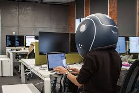 Privacy Helmet...This solution would be interesting for those who think open office concept kills productivity — Steemit