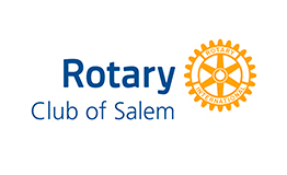 2018 Salem Rotary Club logo — Mill Mountain Theatre