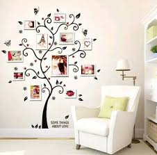Photo Tree Wall Decal Removable Stickers Dining Room Bedroom Living Room Hallway Ebay