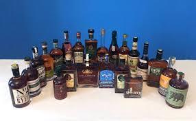 the fifty best rye whiskey