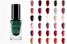 inglot breathable nail polish you