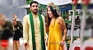 Exclusive! Prateik Babbar and wife Sanya Sagar patch up - Times of India -  Movies Feed | Bollywood News, Celebrity Gossip, Box Office Update and more