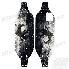 Rcdecals Com Traxxas Xo 1 Rc Chassis Protector Decal Kit Zombie