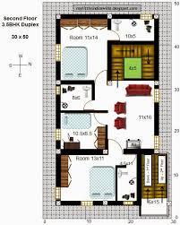 20x30 duplex house plans south facing