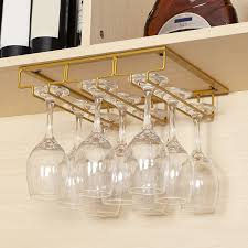 under cabinet stemware rack wine glass